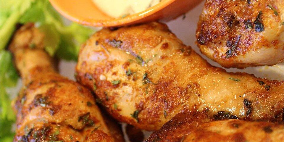 spicy hot chicken legs recipe