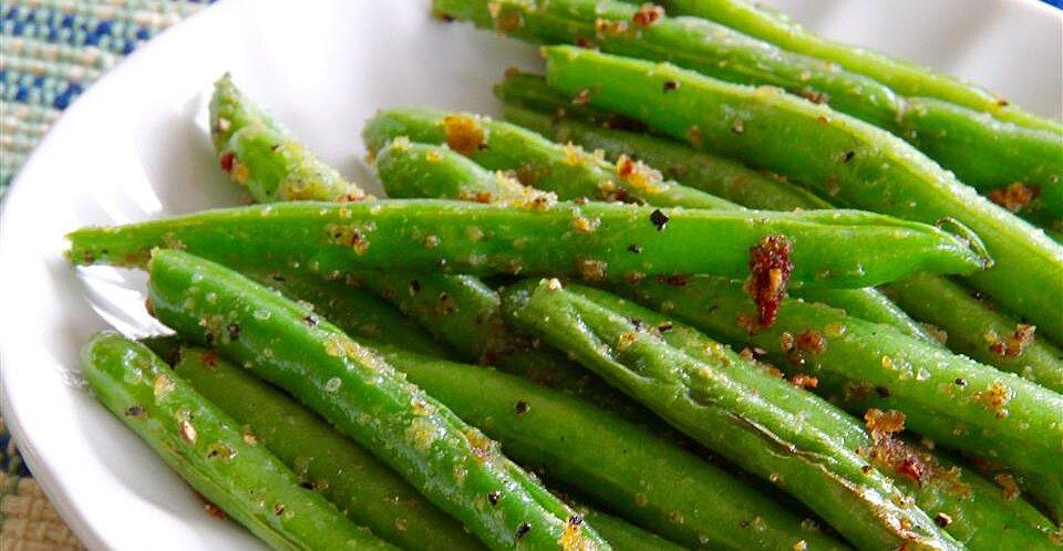 Sauteed Garden Fresh Green Beans Recipe Allrecipes