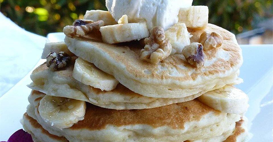 Banana Pancakes I Recipe | Allrecipes