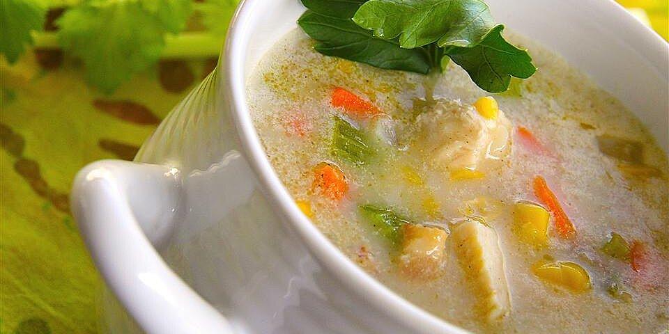 tinas corn chowder recipe