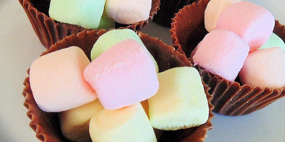mini chocolate cups recipe
