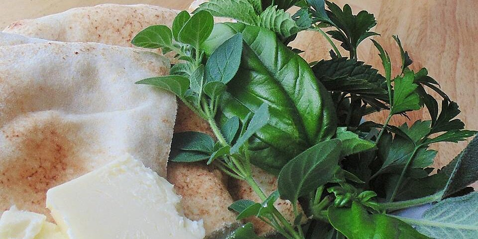 persian herb and cheese recipe