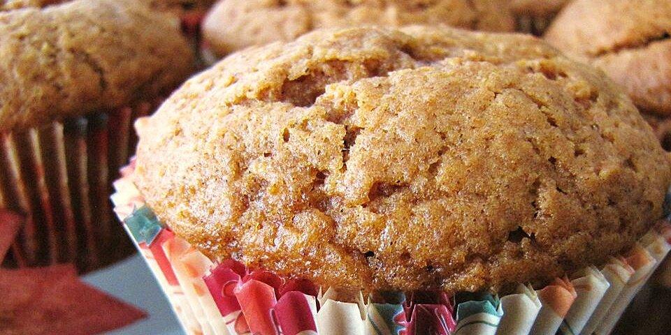 pumpkin muffins ii recipe