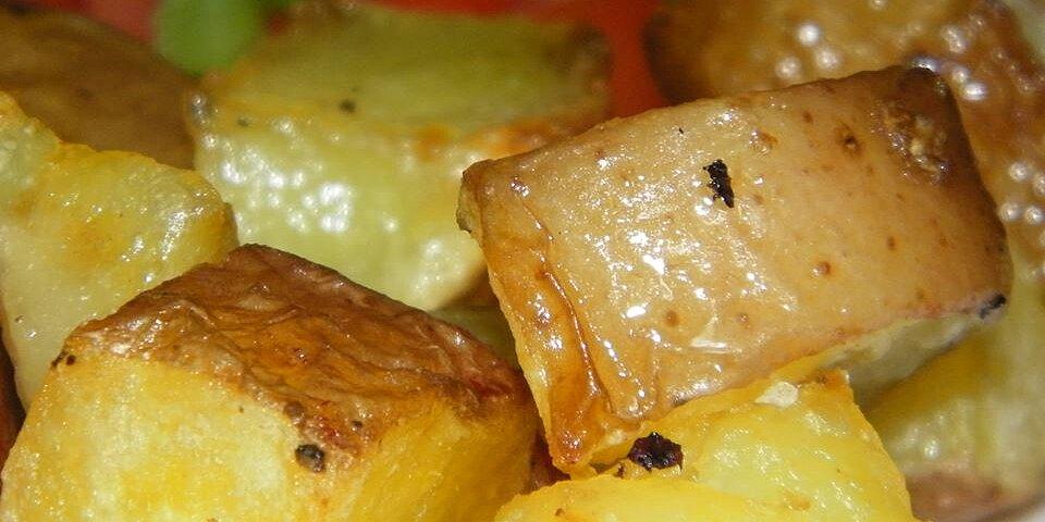 butter potatoes recipe