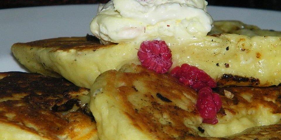 banana white chocolate pancakes recipe