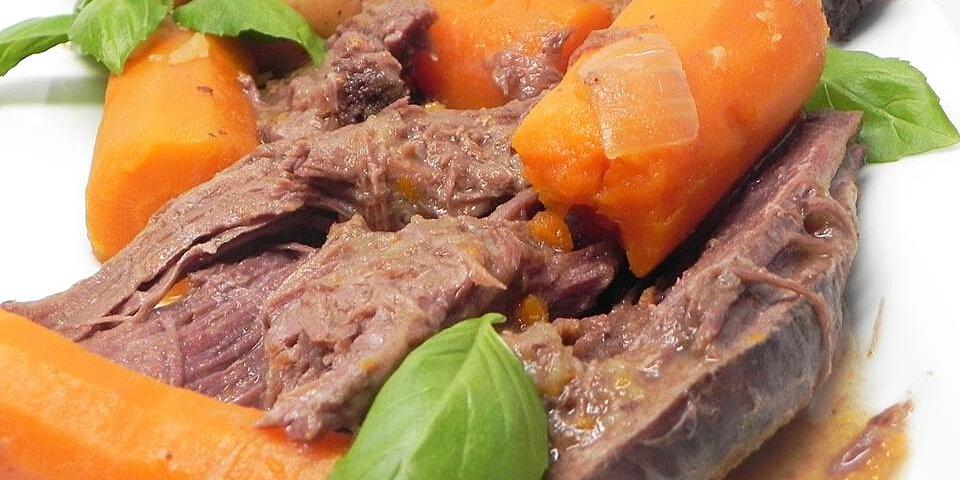 all day venison pot roast recipe