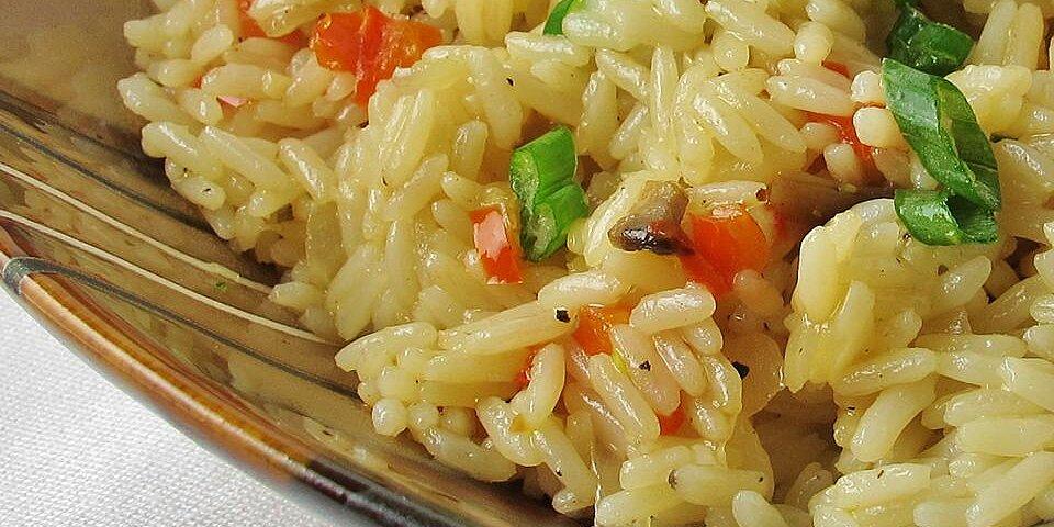 tasty spicy rice pilaf recipe