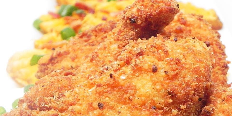 potato crunchy tenders recipe