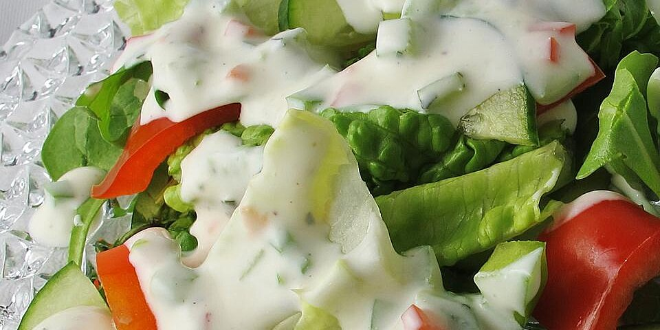 spicy ranch dressing recipe