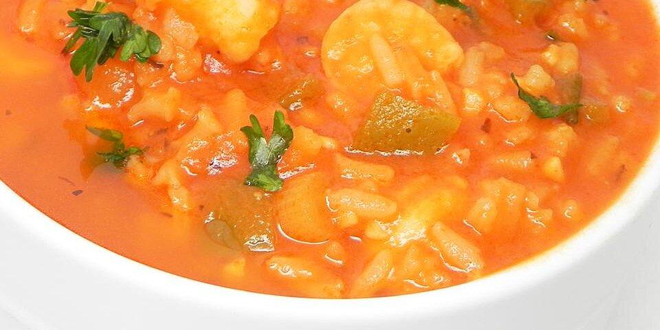 big eds cajun shrimp soup recipe