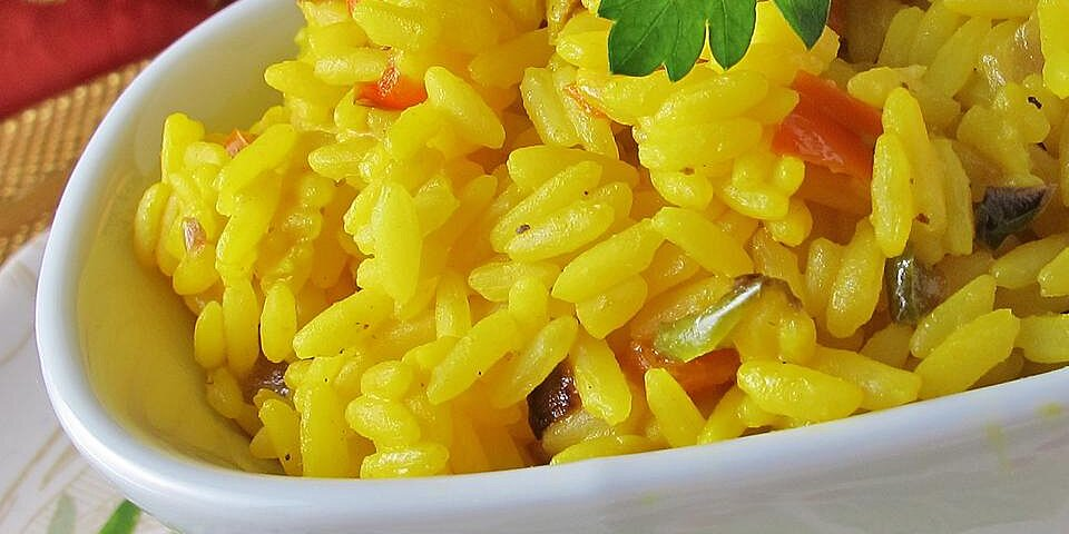 Cindy S Yellow Rice Recipe Allrecipes