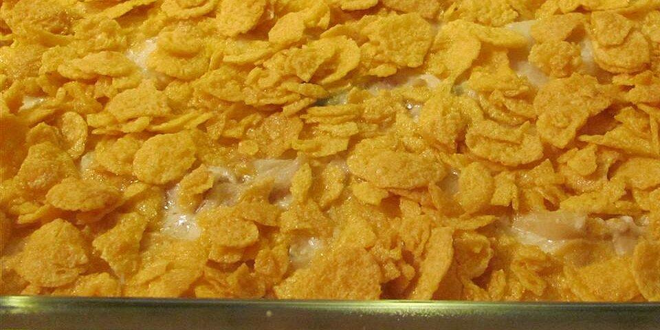 cornflake chicken casserole recipe