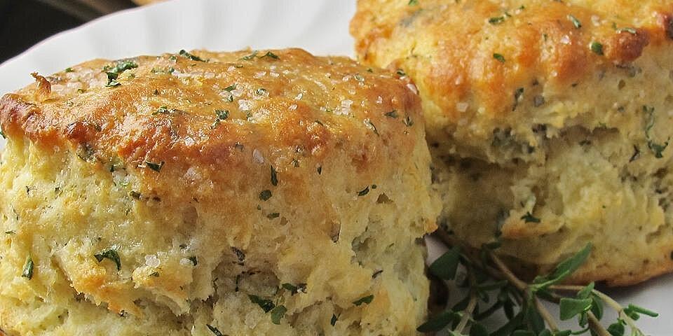herb buttermilk biscuits recipe