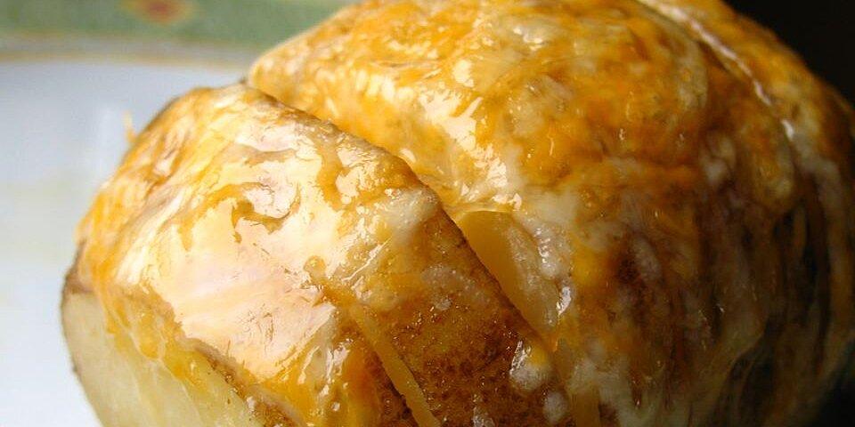sheryls baked potatoes recipe