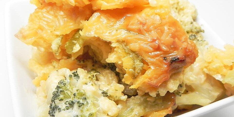meme wales broccoli rice casserole recipe