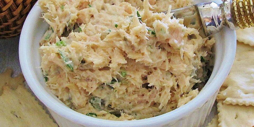 italian tuna spread recipe