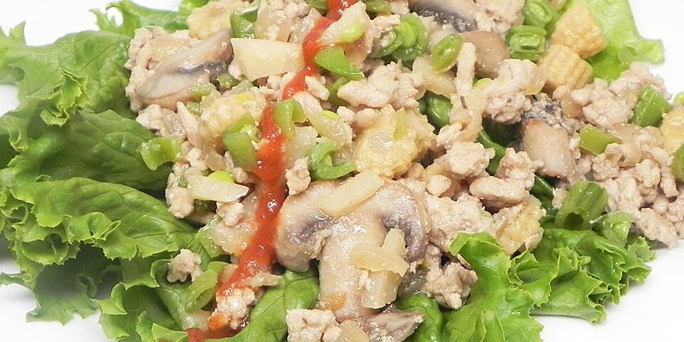 tantalizing chicken lettuce wraps recipe