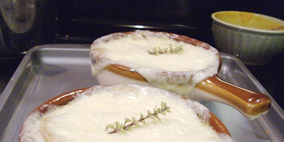french onion soup iii recipe
