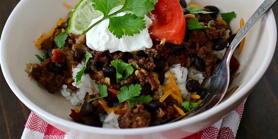 creamy refried black beans recipe