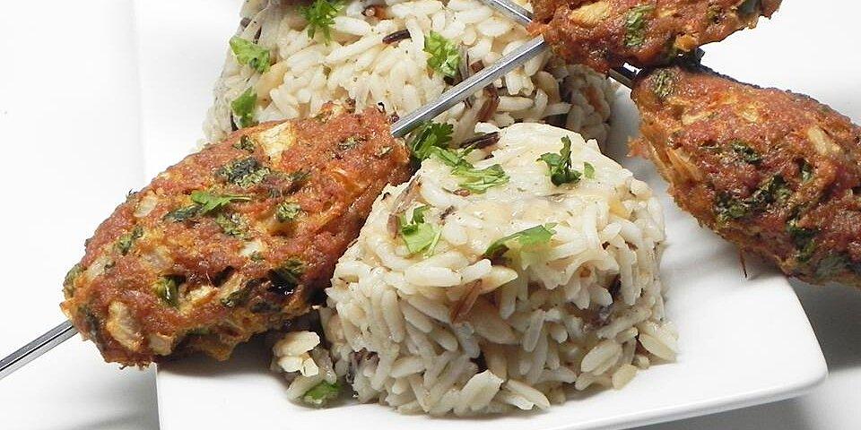 turkey kofta kabobs recipe