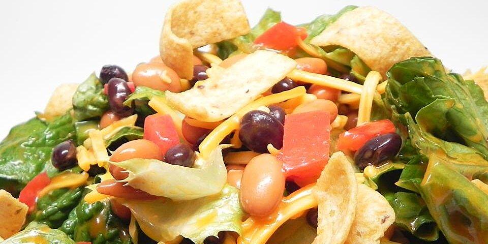 spicy tex mex salad recipe
