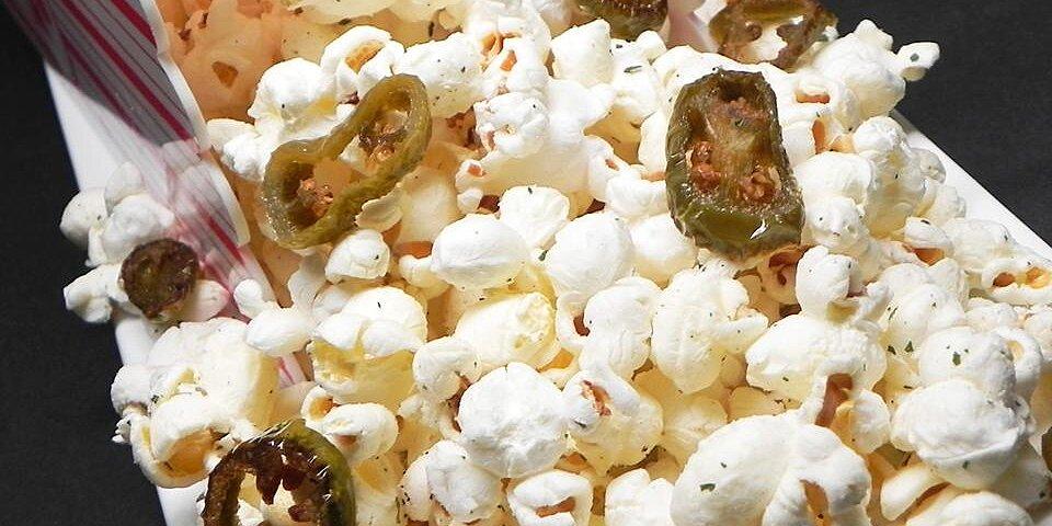 jalapeno popcorn recipe