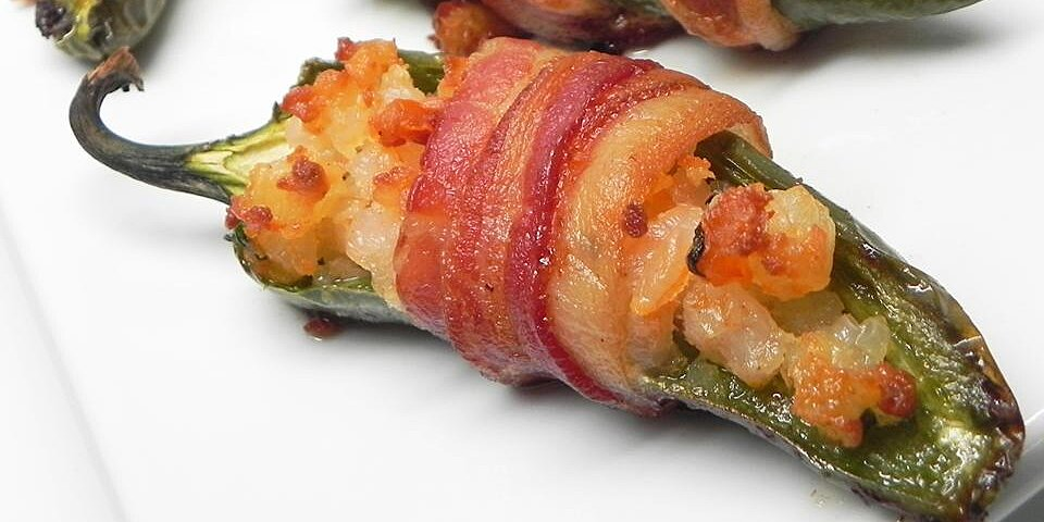 lobster bacon jalapeno poppers recipe