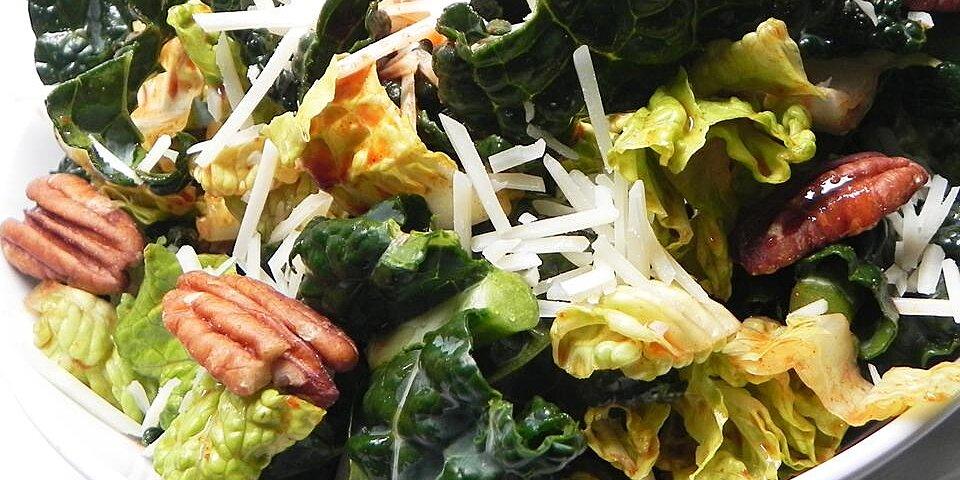 smoky kale salad recipe