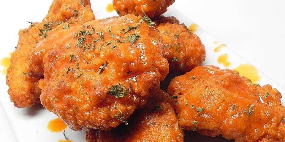 easy boneless hot wings recipe
