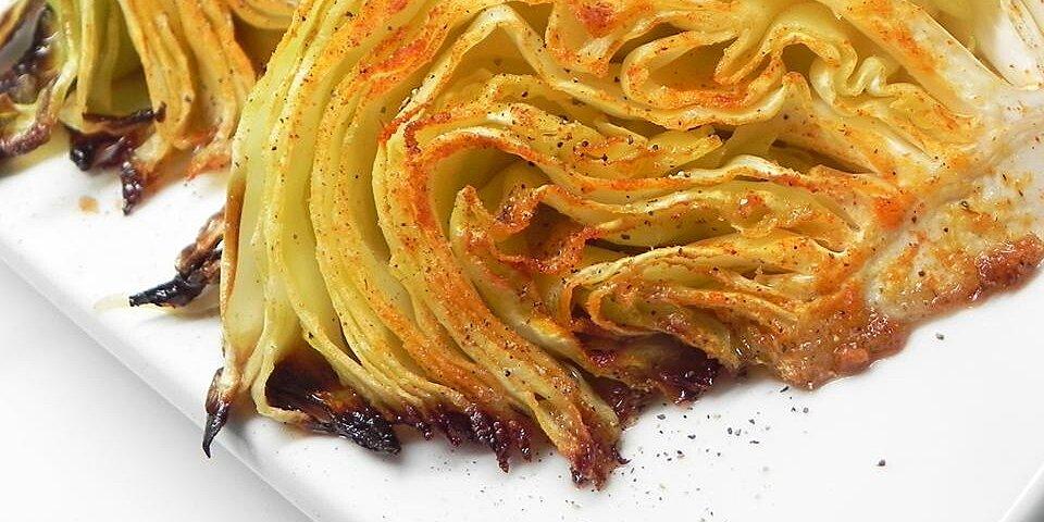 garlic loves roasted cabbage recipe