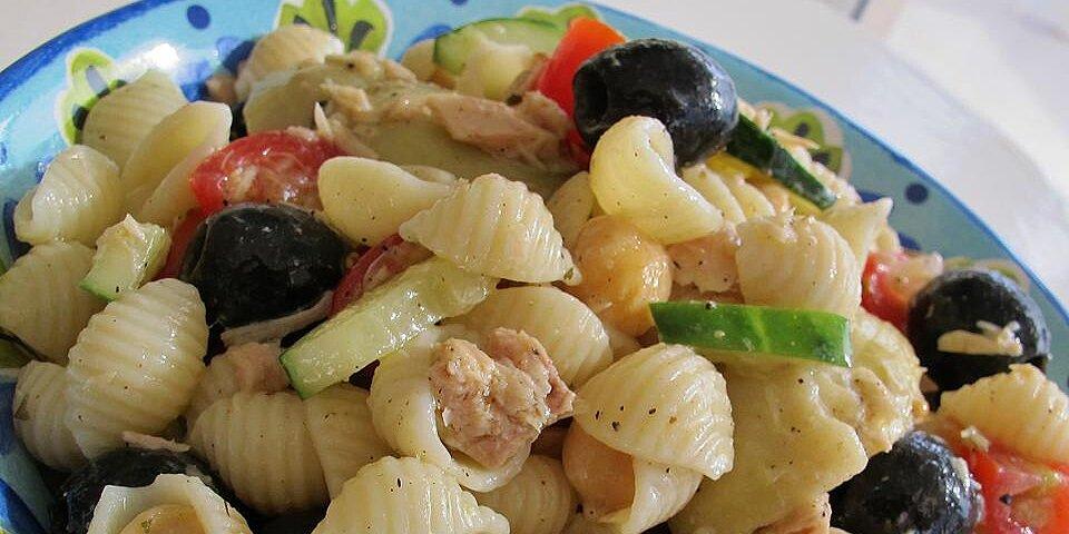tuna antipasto salad bowl recipe