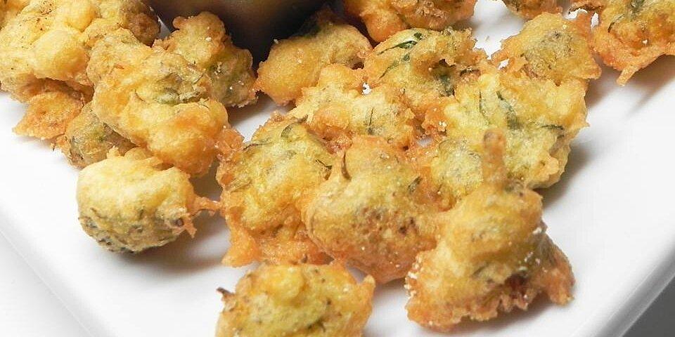 deep fried dandelions recipe