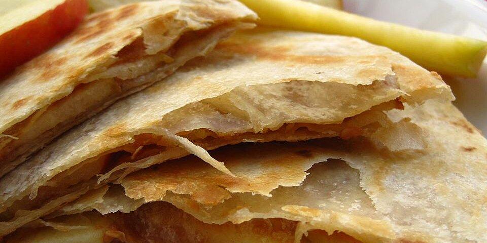 peanut butter fiend quesadillas recipe