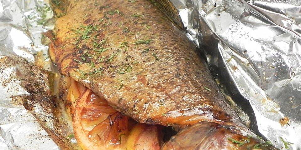 texas smoked flounder recipe