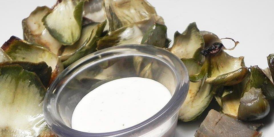grilled artichokes best way to eat artichokes recipe