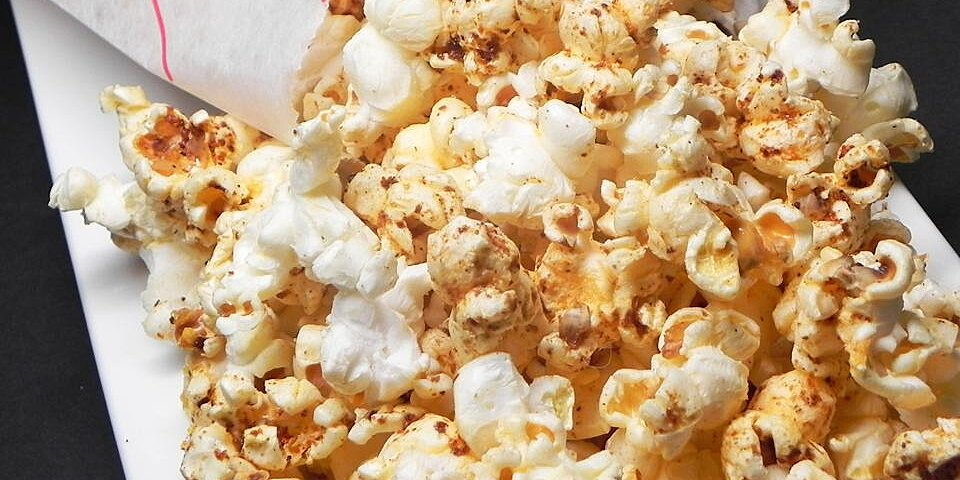 butter popcorn with sumac recipe