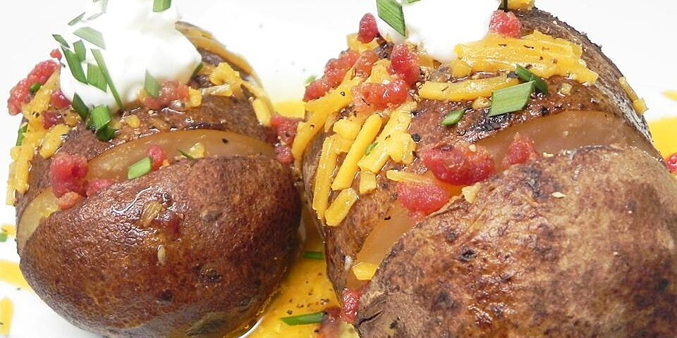 loaded hasselback potatoes recipe