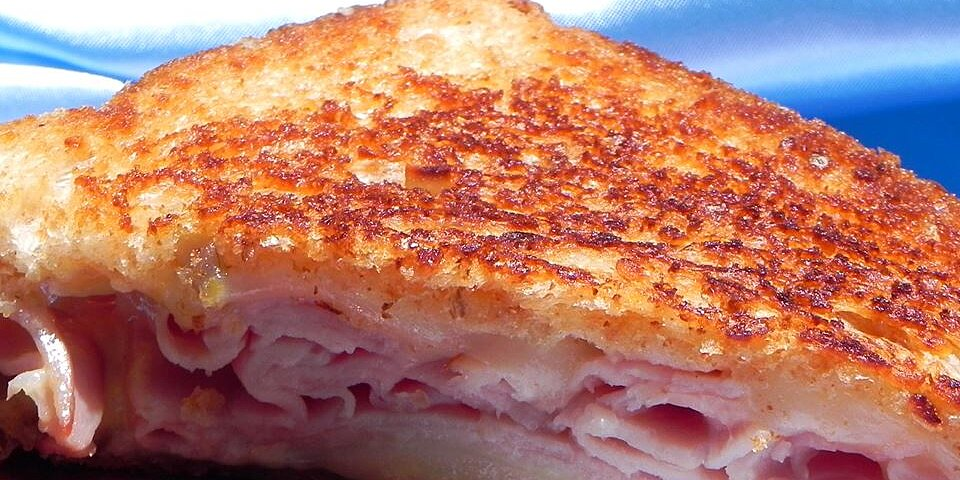 christys awesome hot ham and cheese recipe