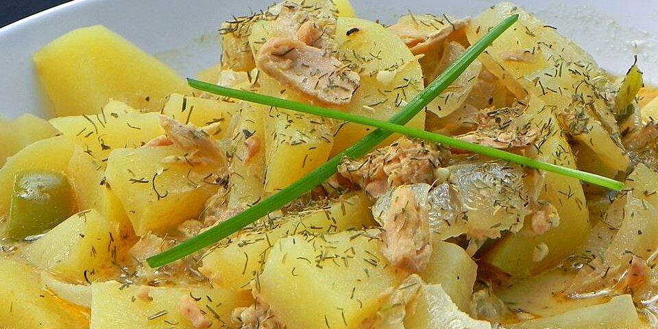 mimis smoked salmon chowder recipe