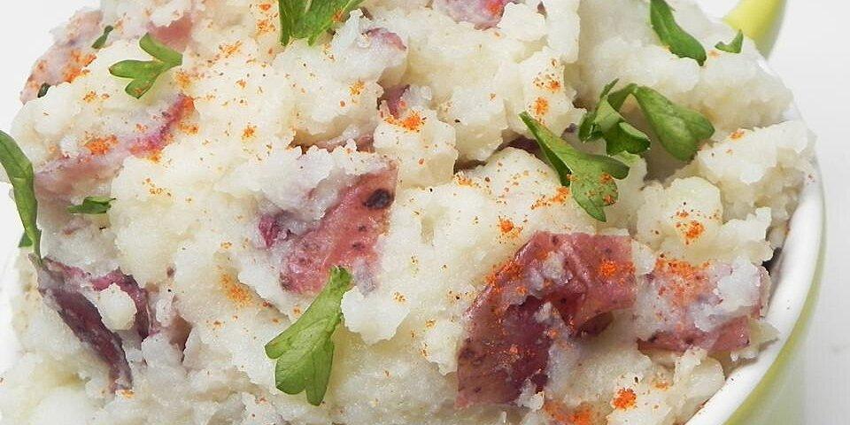 vegan mashed potatoes low fat recipe