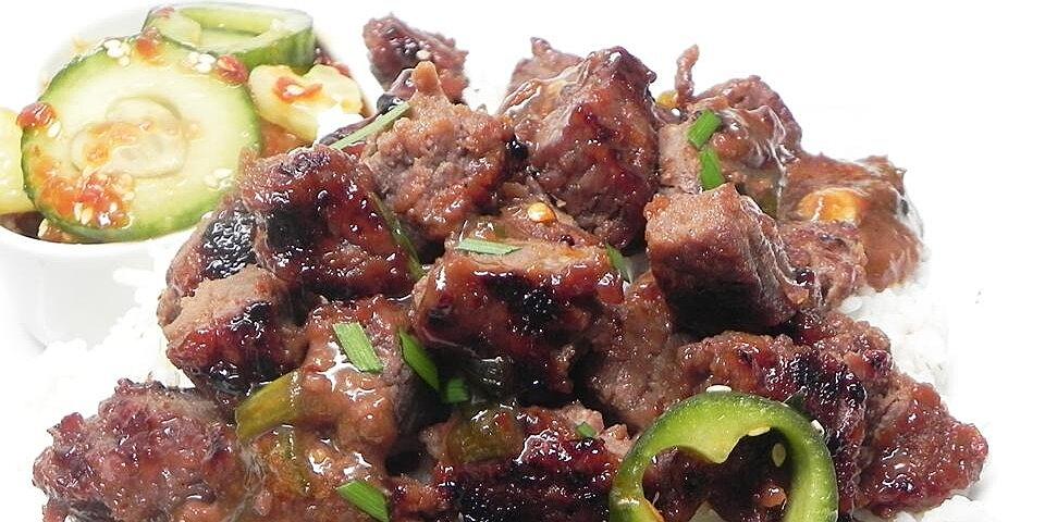 best bulgoki korean barbeque beef recipe