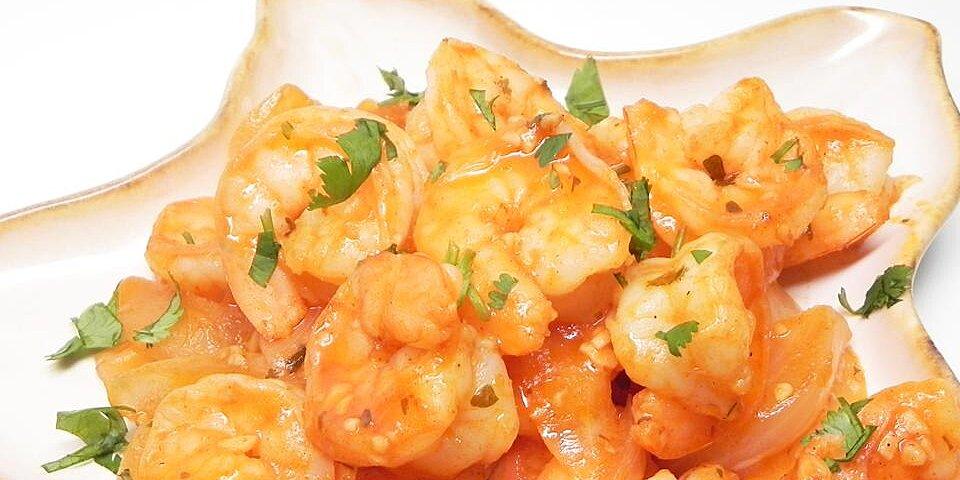 portuguese shrimp recipe