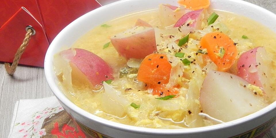 perfect chicken vegetable soup recipe