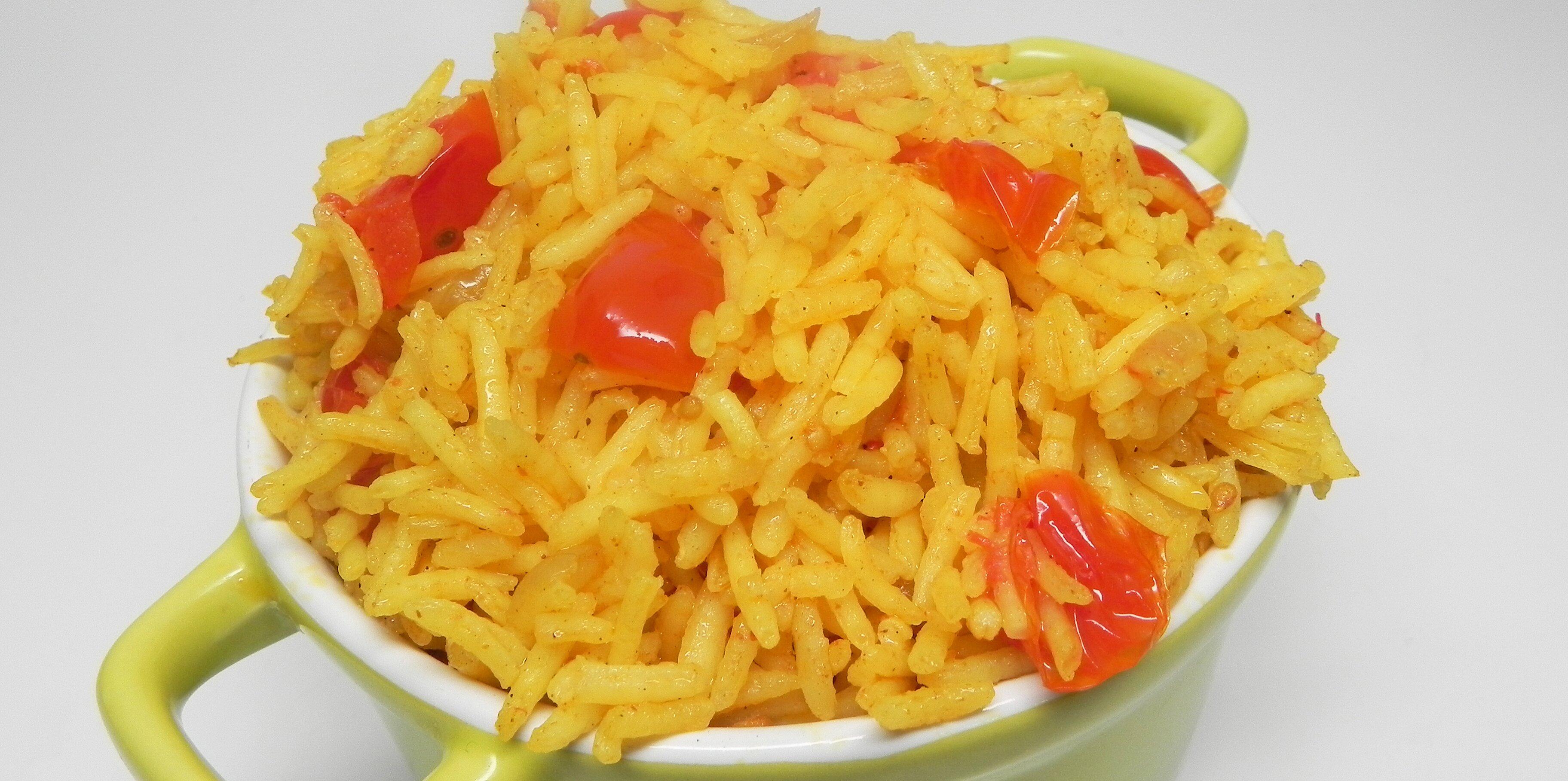 indian tomato rice recipe