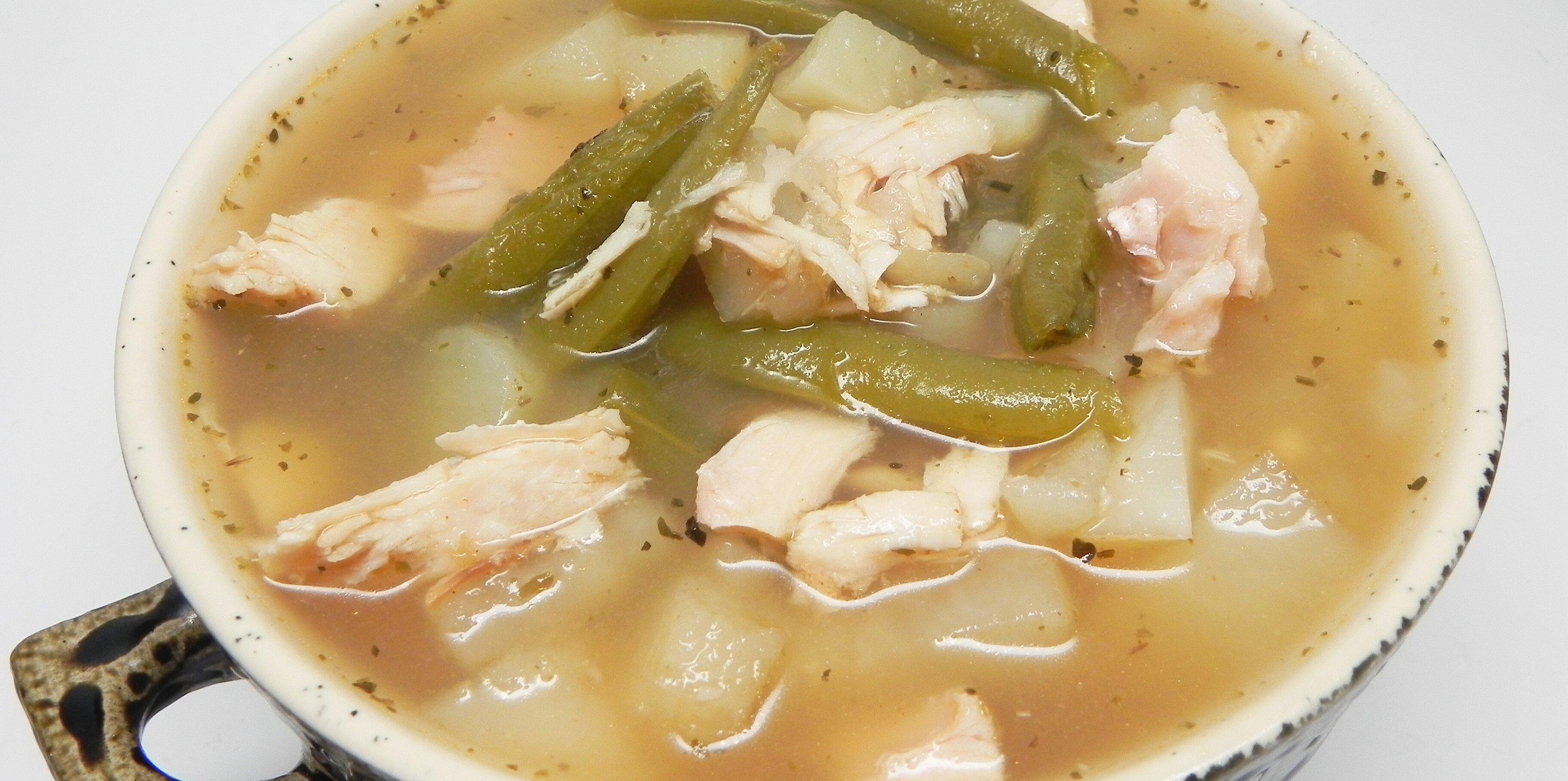 smoked turkey wing soup recipe