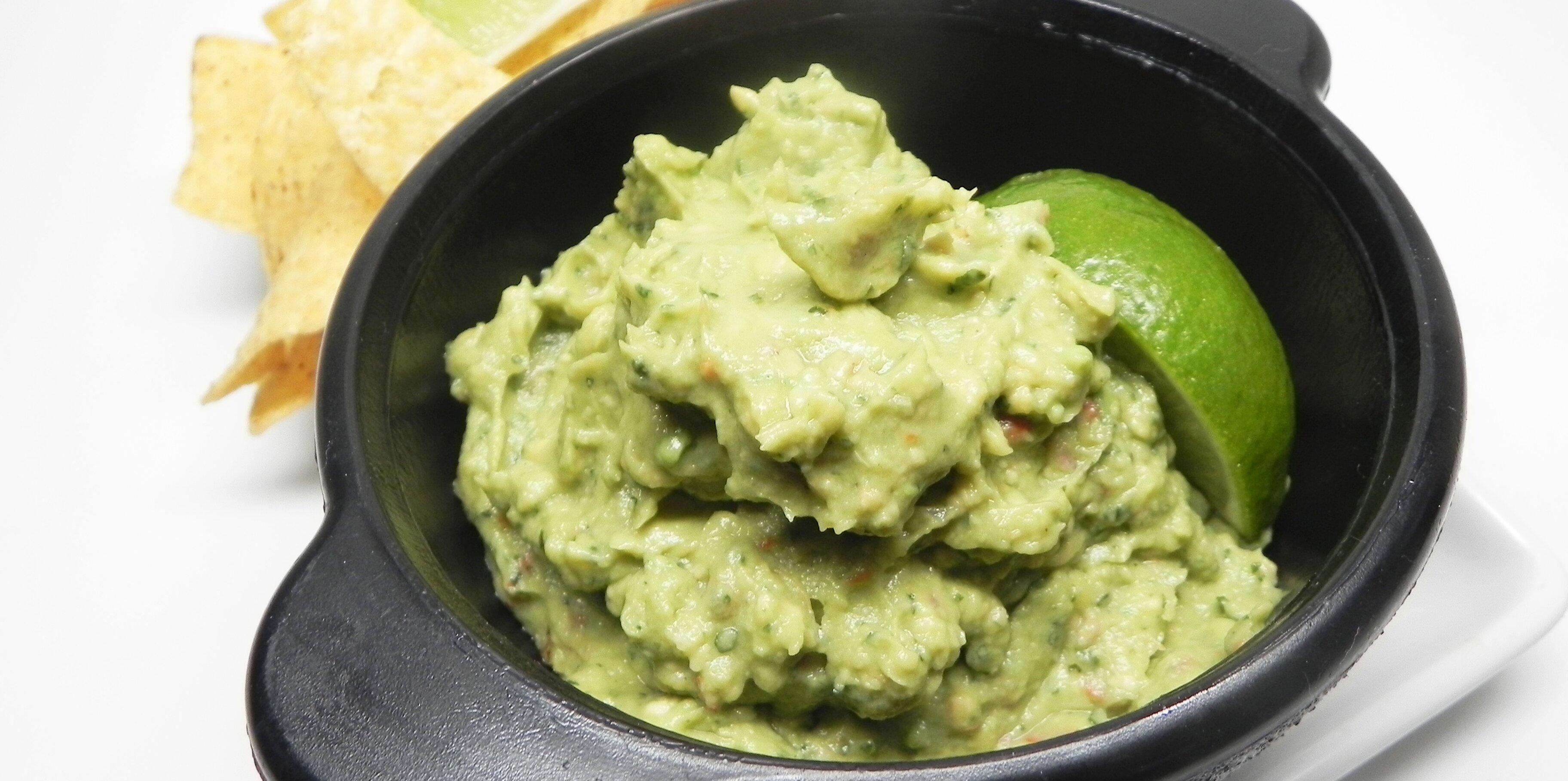 quick tomatillo guacamole recipe