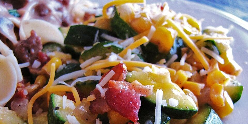 corn and zucchini melody recipe