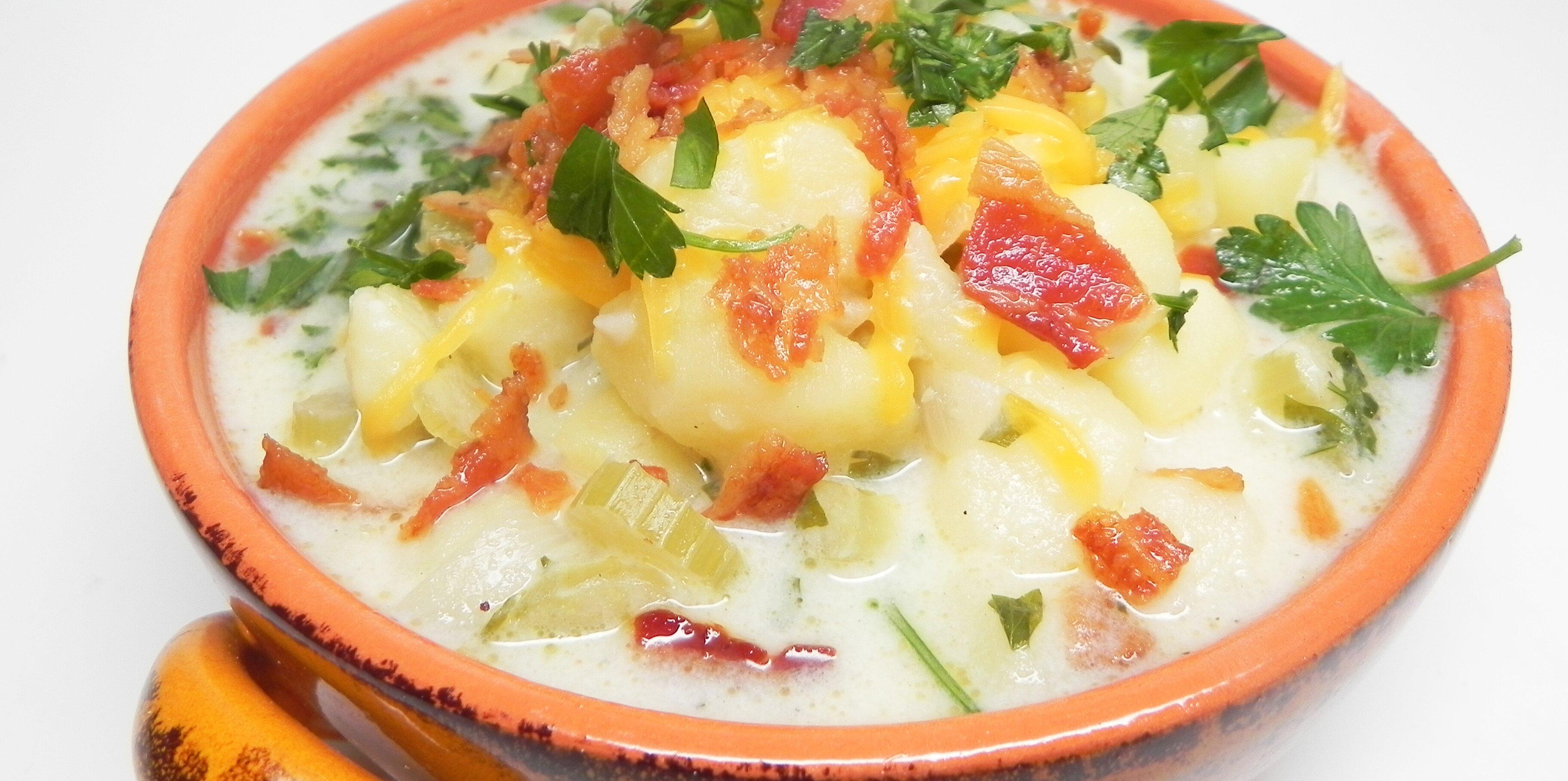 kimmys potato soup recipe
