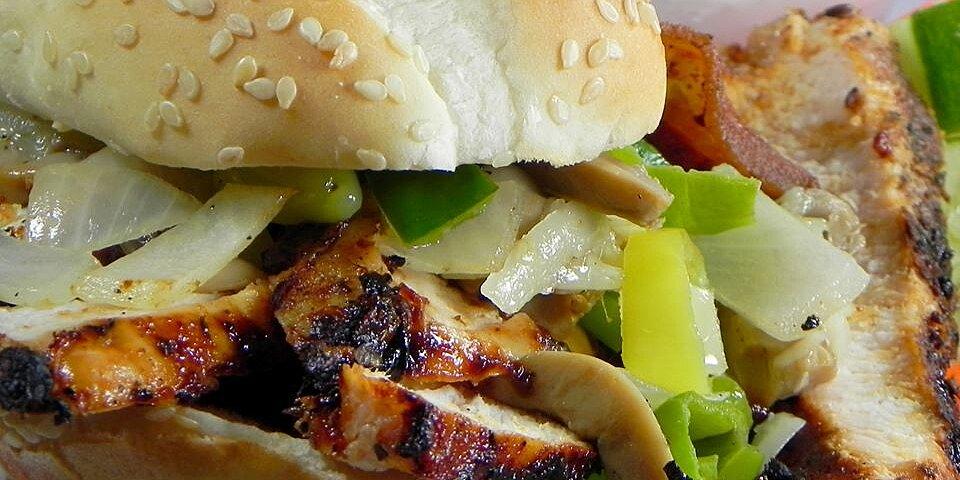 chicken sandwiches with zang recipe