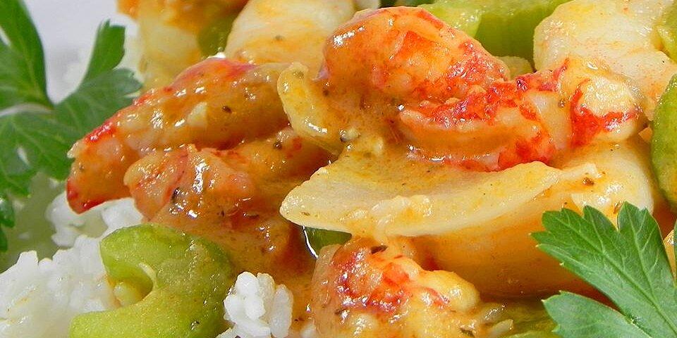 cajun crawfish and shrimp etouffe recipe